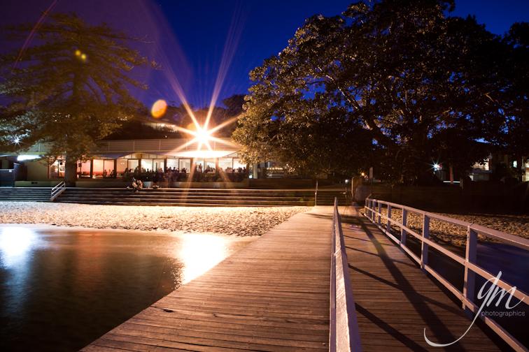 Public Dining Room, Balmoral Beach