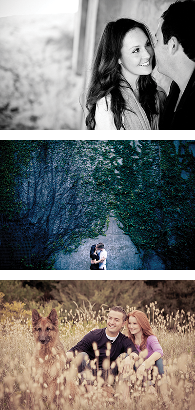 Engagement packages — gm photographics