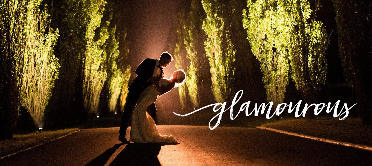 Glamourous Wedding Photography